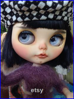 Tess, Blythe doll customize