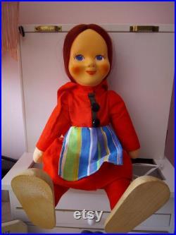 The old celuloid doll