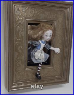 Through the Looking Glass Mirror