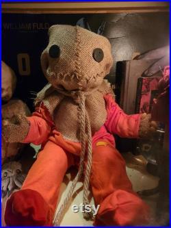 Trick r treat Sam horror doll