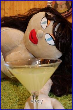 Valentina Girl Natalina Life Size Textile Doll Cuddle Model