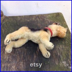 Vintage Steiff Terrier