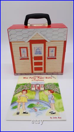Vintage Wee Patsy Travel Set by Effanbee