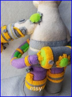 World of Warcraft Grobbulus Doll