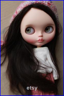 custom blythe doll by Oliviadolls