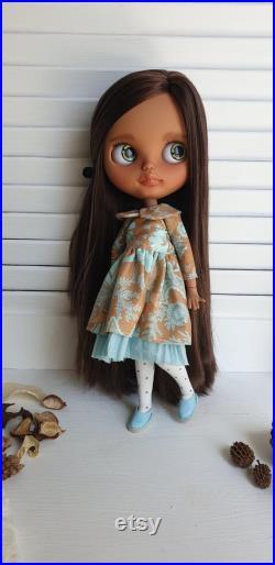 custom blythe doll dolls ooak blythe doll blythe custom dolls custom blythe blythe custom blondy blythe doll blondy blythe