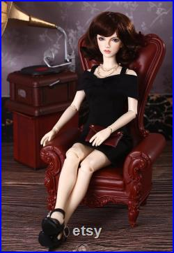 full set-Bjd Doll 40CM With Clothes Best Gifts For Girl Handmade beauty woman DIY Toy 1 4 BJD 18 Joints DIY Dolls free shipping