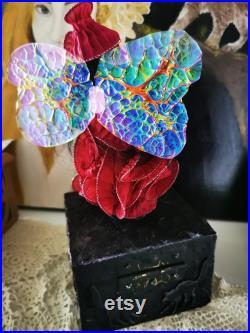 ooak fairy art doll box wish witch